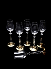 Hennessy Paradis Imperial Crystal Glasses