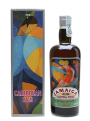 Long Pond 1996 Jamaica Rum