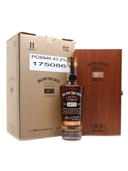 Bowmore 1973 43 Year Old 70cl / 43.2%