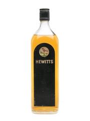 Hewitts Irish Whiskey