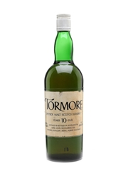 Tormore 10 Year Old Bottled 1970s 75.7cl / 40%