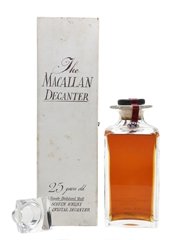 Macallan 1962 Decanter