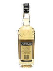 Chartreuse Yellow Bottled 1980s - Tarragona 75cl / 40%
