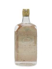 Gordon's Dry Gin Spring Cap Bottled 1950s - Linden, New Jersey 75.7cl / 47.2%