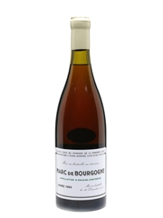Marc De Bourgogne 1994 DRC