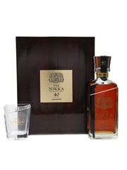 Nikka 40 Year Old 80th Anniversary 70cl / 43%