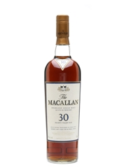 Macallan 30 Year Old Sherry Cask