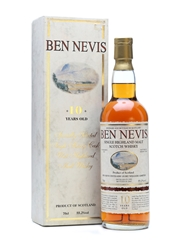 Ben Nevis 1992 Sherry Cask #2613 10 Years Old 70cl / 55.2%