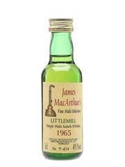 Littlemill 1965