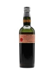 White Horse Blended Scotch Bottled 1939 75cl / 40%