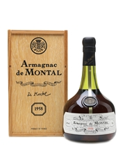 Montal 1958 Armagnac