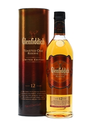 Glenfiddich 12 Years Old Toasted Oak Reserve 70cl