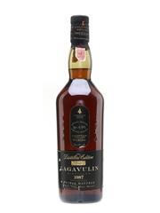 Lagavulin 1987 Distillers Edition