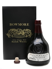 Bowmore 1964 Bicentenary 1779-1979 75cl / 43%