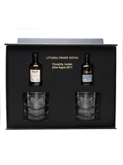 Littlemill Private Cellar Edition Tumblers Set 2 x 5cl