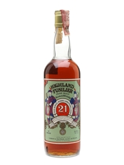 Highland Fusilier 21 Year Old