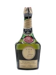 Benedictine DOM Liqueur Bottled 1950s 37.5cl / 42%