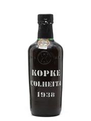 Kopke 1938 Colheita