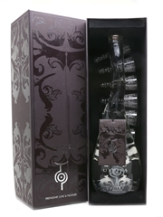 Uluvka Vodka & 6 Glasses Gift Pack Magnum 175cl / 40%