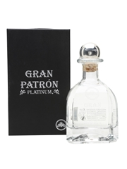 Gran Patron Platinum Bottled 2017 70cl / 40%