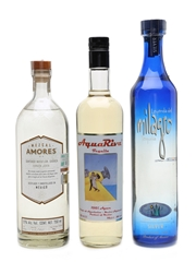 Assorted Mezcal & Tequila