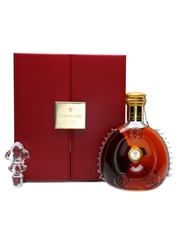 Remy Martin Louis XIII Cognac Baccarat Crystal - Bottled 2017 70cl / 40%