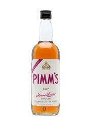 Pimm's Cup Vodka Base Bottled 1970s / 75cl / 31.4%