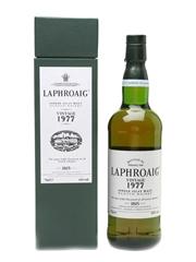 Laphroaig 1977