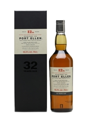 Port Ellen 1979 - 12th Release 32 Years Old 70cl