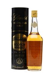 Glenesk Highland Malt Bottled 1970s 75cl