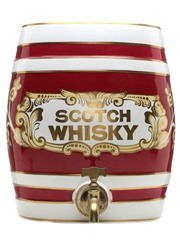 Scotch Whisky Dispenser  29cm x 24cm x 16cm