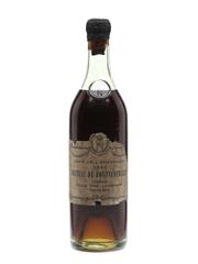 Chateau De Fontainebleau 1811 Fine Champagne Cognac 70cl