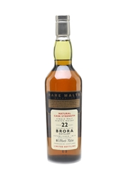 Brora 1972 22 Year Old Rare Malts Selection 70cl / 61.1%