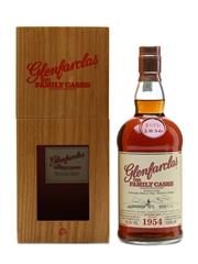 Glenfarclas 1954 Family Cask Cask #1253 70cl