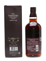Yamazaki Sherry Cask 2012  70cl / 48%