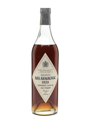 Berry Bros & Rudd 1920 Bas Armagnac