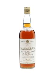 Macallan 10 Years Old 100 Proof