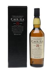 Caol Ila 1979 25 Year Old 70cl / 58.4%