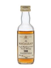 Macallan 1965 Bottled 1983 Miniature