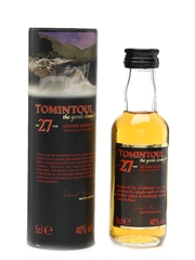 Tomintoul 27 Year Old