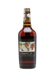 Seagram's VO Canadian Whisky Bottled 1940s 75.53cl / 43.09%