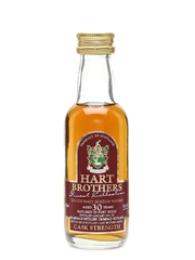 Balmenach 1972 30 Year Old Bottled 2002 - Hart Brothers 5cl / 50.1%