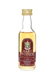 Bowmore 1968 34 Year Old Bottled 2002 - Hart Brothers 5cl / 40.2%