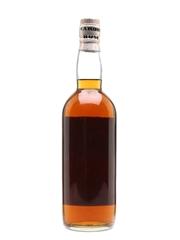 Caroni Golden Jewel Rum Bottled 1960s 75cl / 40%