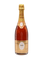 Louis Roederer Cristal 1966 Champagne