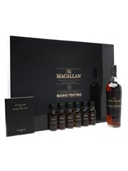 Macallan Masters Of Photography Mario Testino - Green 70cl & 6 x 5cl