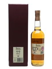 Brora 34 Year Old 16th Release Special Releases 2017 70cl / 51.9%