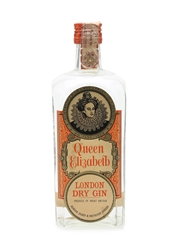 Queen Elizabeth London Dry Gin