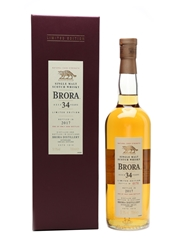 Brora 34 Year Old 16th Release