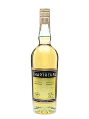 Chartreuse Yellow Bottled 1970s - Schieffelin & Co. 70cl / 40%